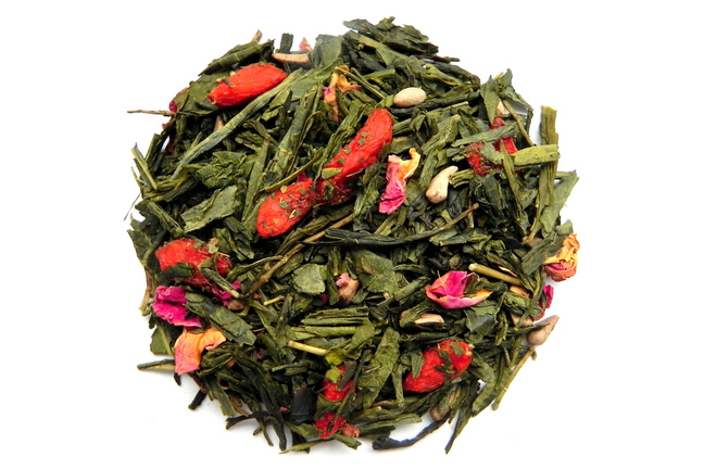 zielona herbata smakowa